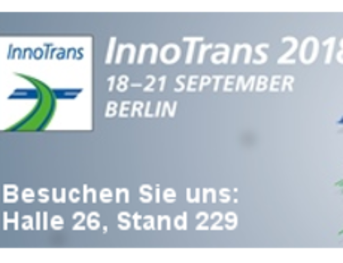 Pioonier at the InnoTrans 2018 in Berlin