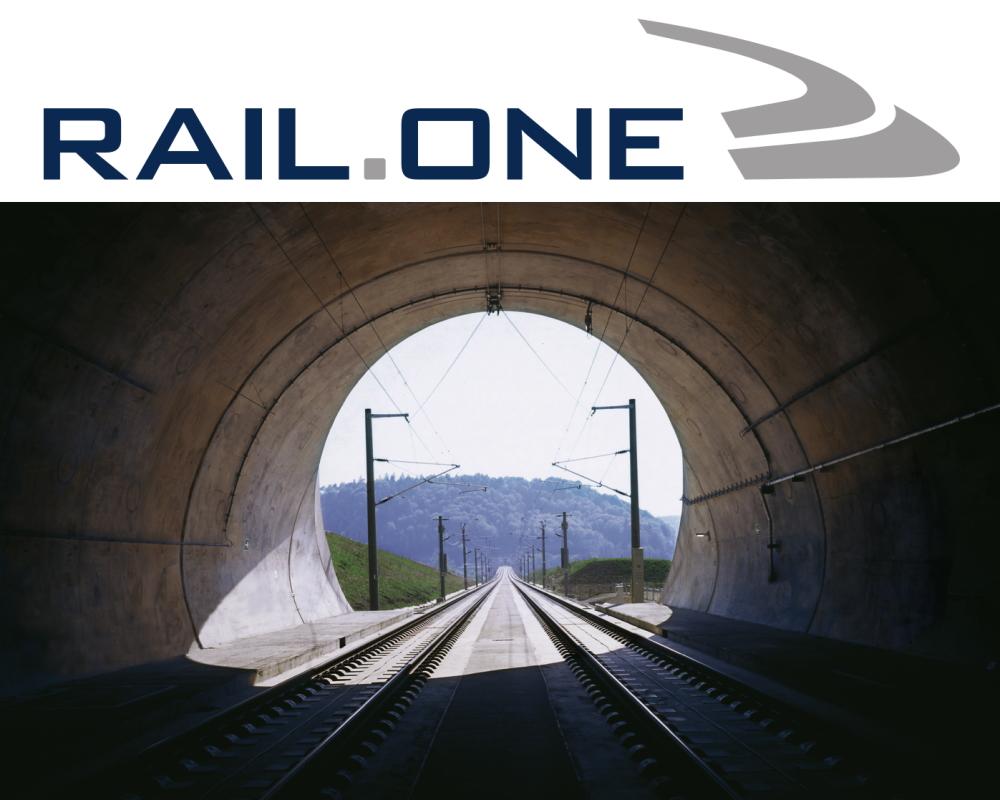 RAIL.ONE Logo