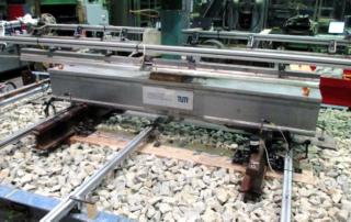 Eisenbahn-Bundesamt erteilt Zulassung von Pioonier P30 Kompositschwellen